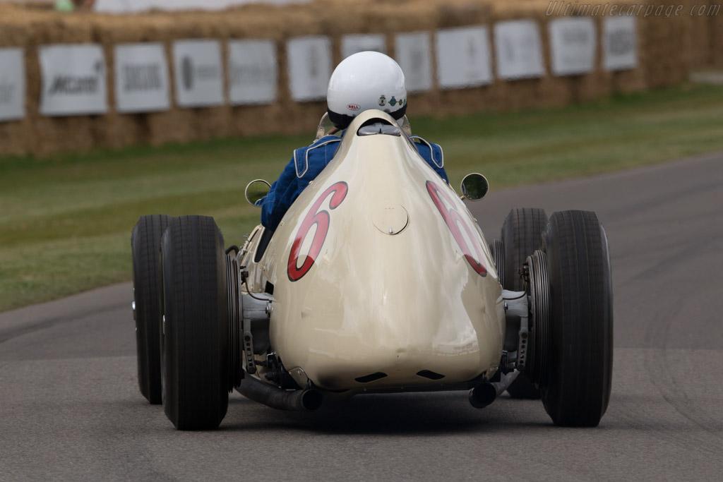 Ferrari 375 Indy - Chassis: 02 - Entrant: Louwman Museum - Driver: Evert Louwman  - 2017 Goodwood Festival of Speed