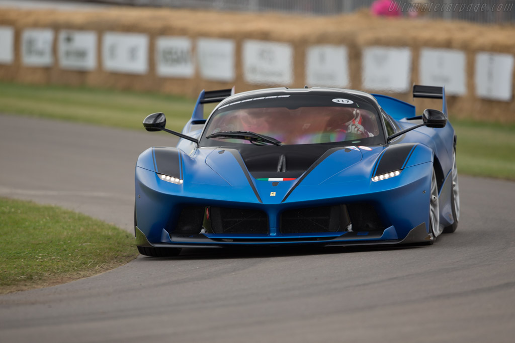 Ferrari FXXK - Chassis: 218329   - 2017 Goodwood Festival of Speed