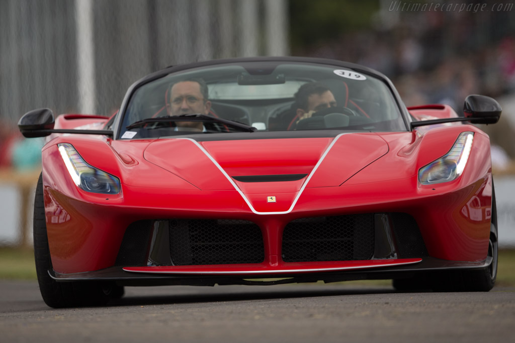 Ferrari LaFerrari Aperta - Chassis: 222124   - 2017 Goodwood Festival of Speed