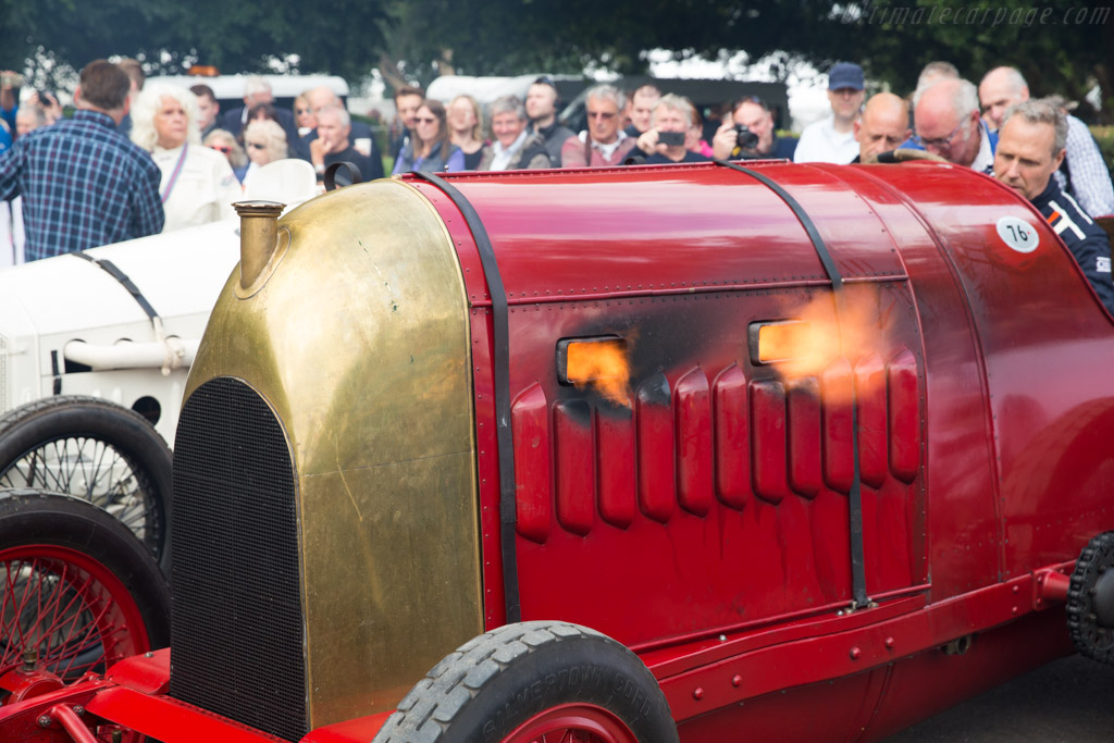Fiat S76 - Chassis: 1 - Entrant / Driver Duncan Pittaway  - 2017 Goodwood Festival of Speed