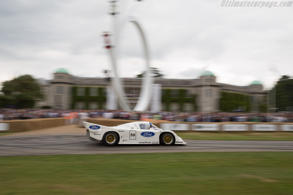 Ford C100 - Chassis: 003 - Entrant: Martin Birrane - Driver: Calim Lockie/Andrew Jordan/Kevon McCarthy/Nicolas Minassian  - 2017 Goodwood Festival of Speed