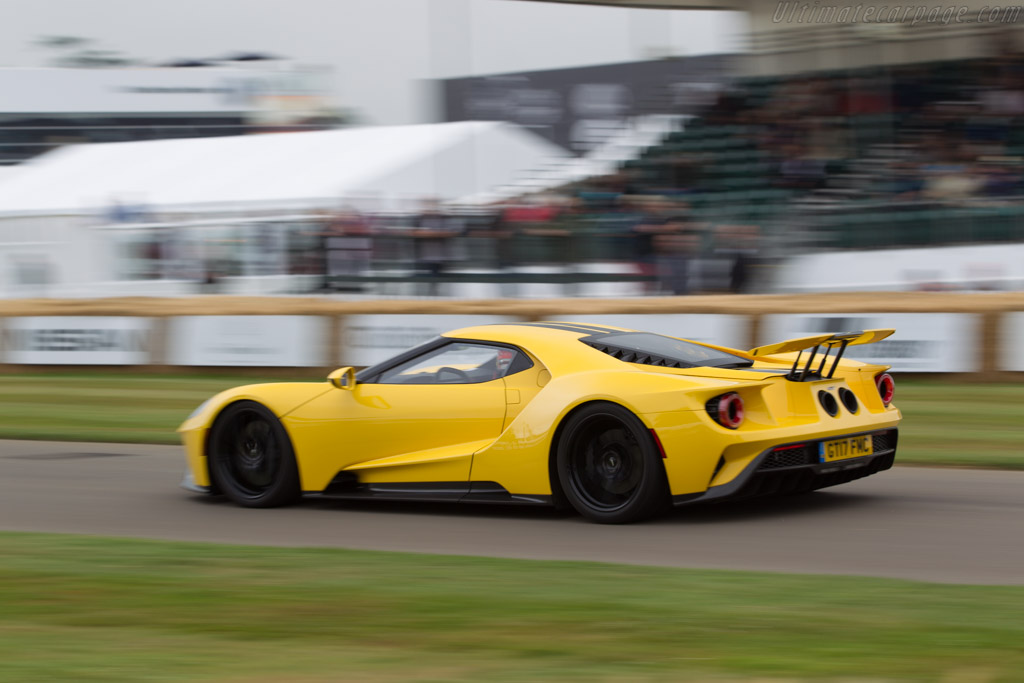 Ford GT    - 2017 Goodwood Festival of Speed