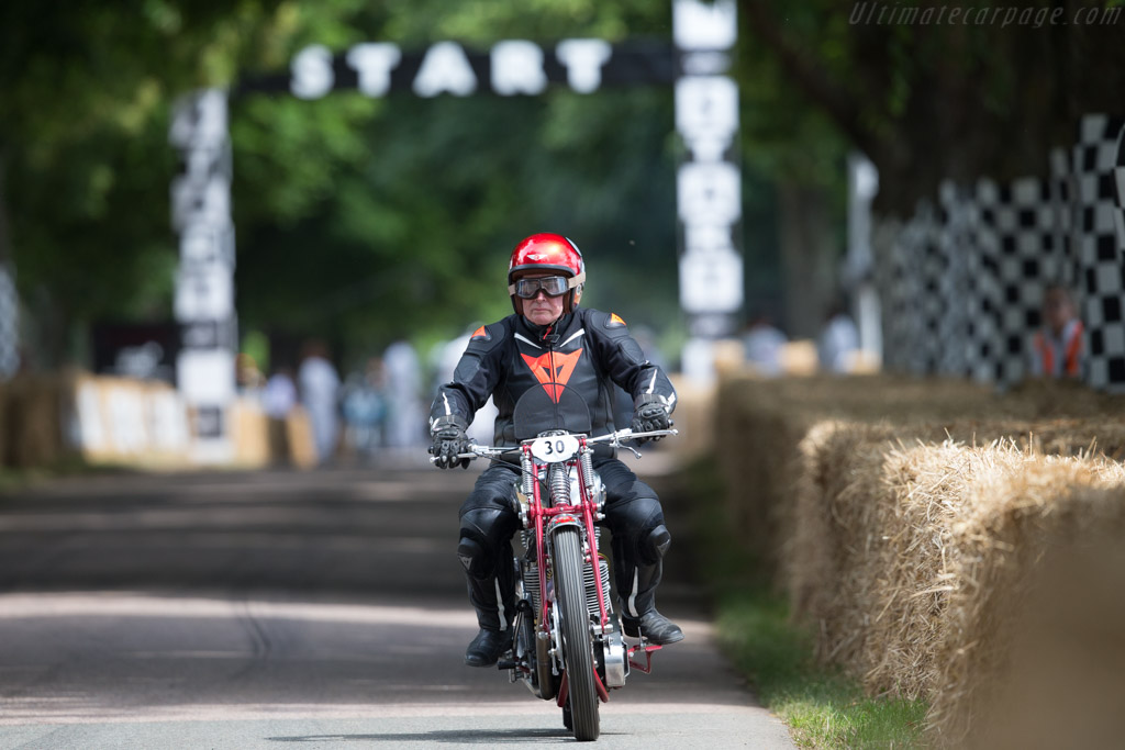 Grindley-Peerless Jap  - Entrant: The National Motorcycle Museum - Driver: Fred Walmsley  - 2017 Goodwood Festival of Speed