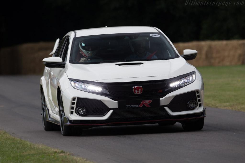 Honda Civic Type R    - 2017 Goodwood Festival of Speed