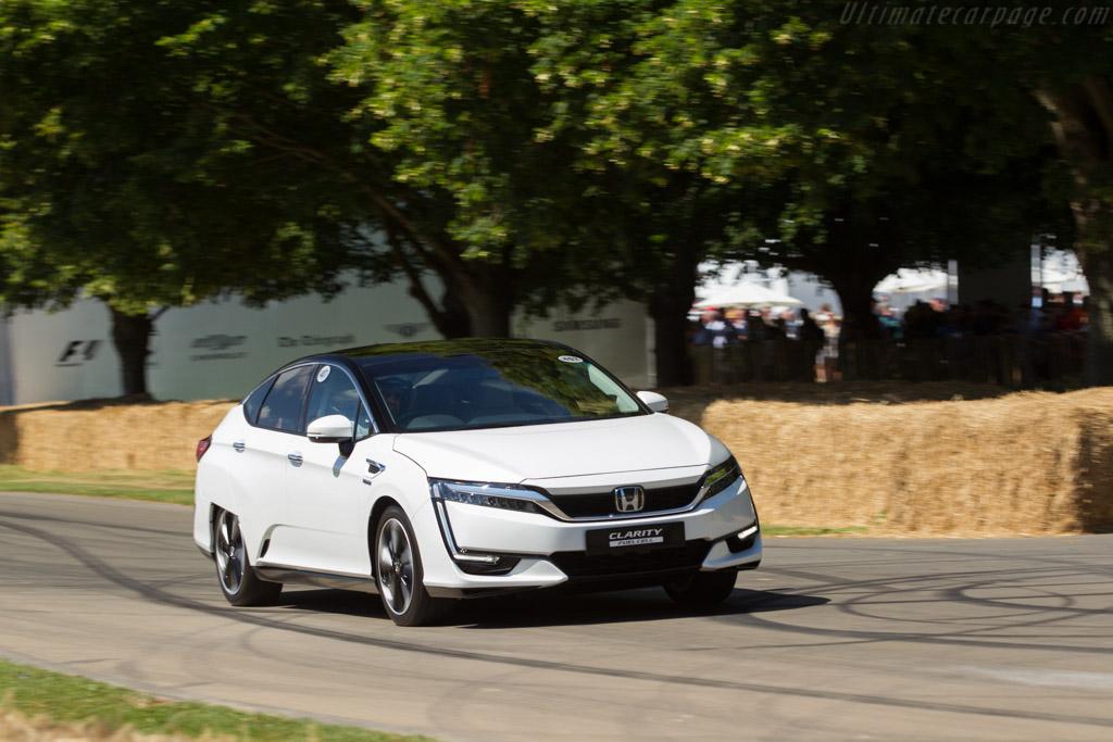 Honda Clarity    - 2017 Goodwood Festival of Speed