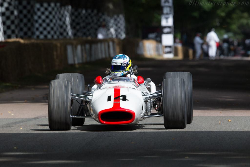 Honda RA300 - Chassis: RA300/1 - Entrant: Honda Motor Company  - 2017 Goodwood Festival of Speed