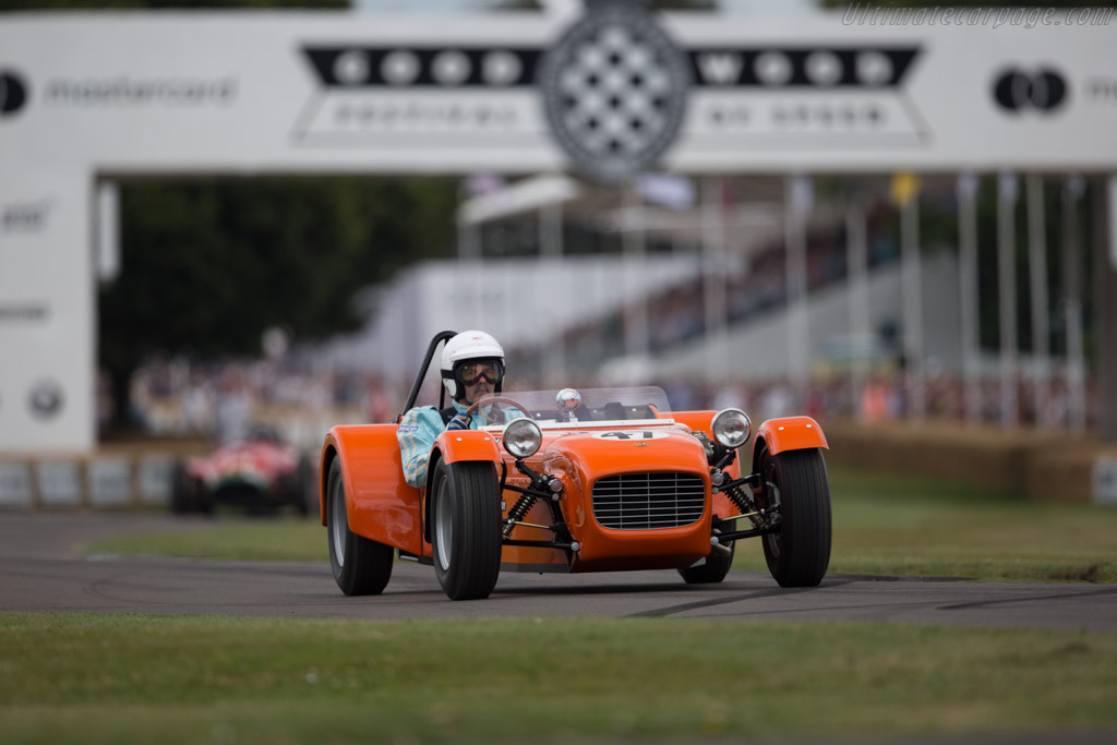 IGM Ford - Chassis: 1R - Entrant / Driver Gordon Murray  - 2017 Goodwood Festival of Speed