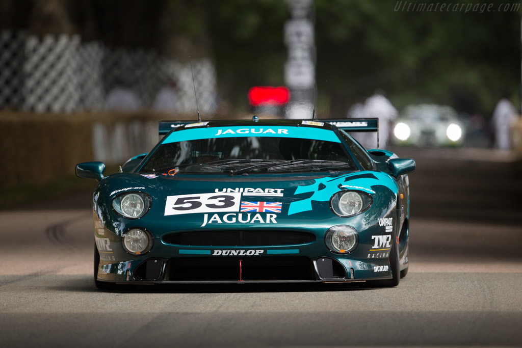 Jaguar XJ220 LM  - Entrant: Don Law Racing - Driver: Justin Law  - 2017 Goodwood Festival of Speed