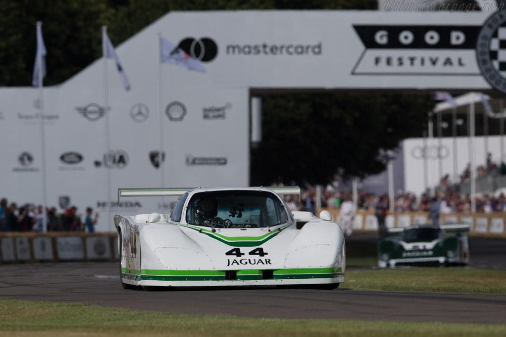 Jaguar XJR-5 - Chassis: XJR-5/001 - Entrant: Piet Roelofs - Driver: Aart Bezemer  - 2017 Goodwood Festival of Speed