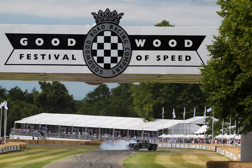 Jeep Stadium Truck    - 2017 Goodwood Festival of Speed