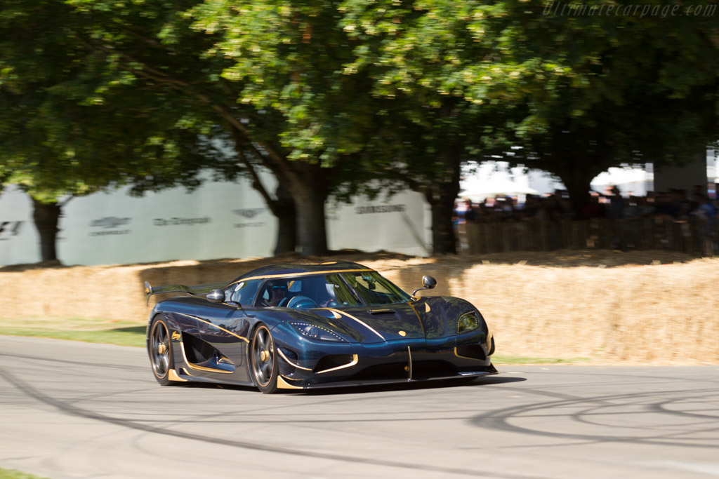 Koenigsegg Agera RS - Chassis: 7127   - 2017 Goodwood Festival of Speed