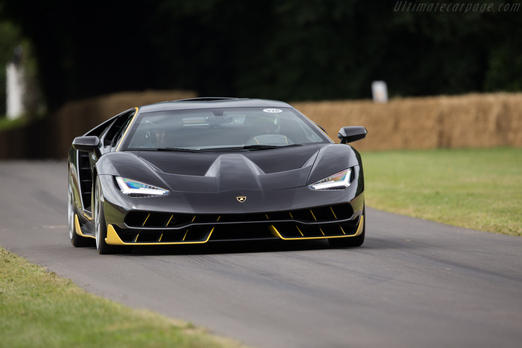 Lamborghini Centenario    - 2017 Goodwood Festival of Speed