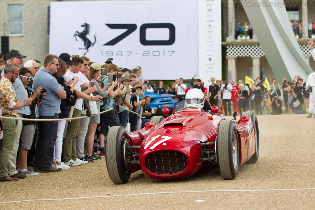 Lancia D50 - Chassis: 0004R - Driver: Steve Tillack  - 2017 Goodwood Festival of Speed