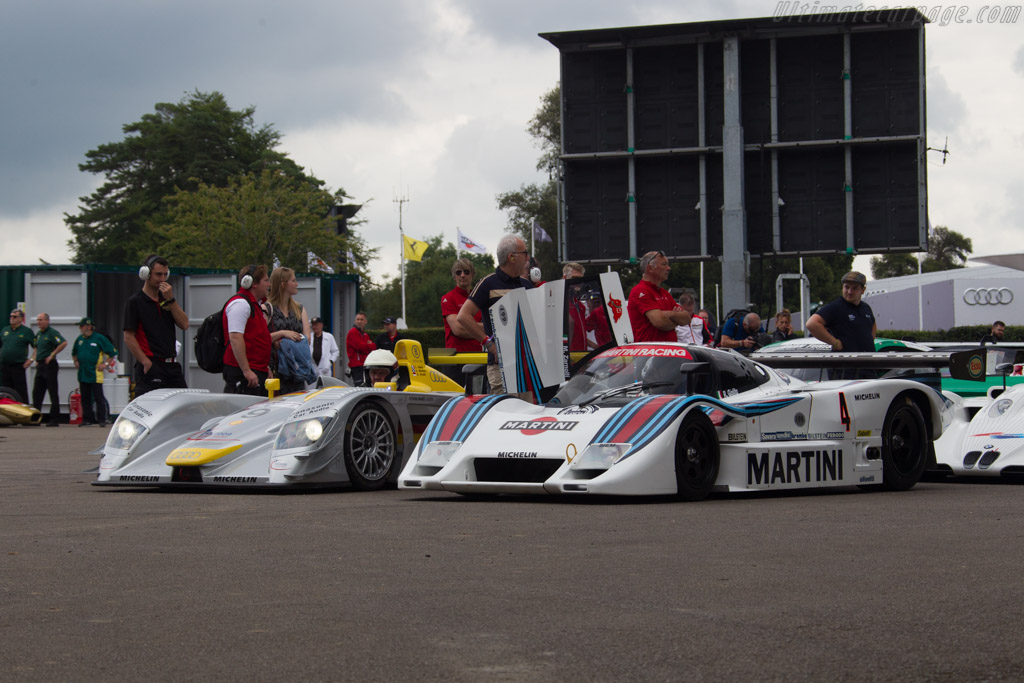 Lancia LC2 - Chassis: 0006 - Entrant: FCA Heritage - Driver: Maurizio Zarnolli  - 2017 Goodwood Festival of Speed