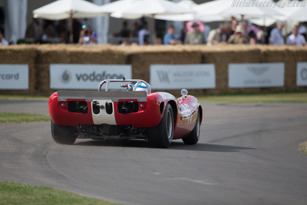 Lola T70 MkII - Chassis: SL71/48 - Entrant: Mike Whitaker  - 2017 Goodwood Festival of Speed