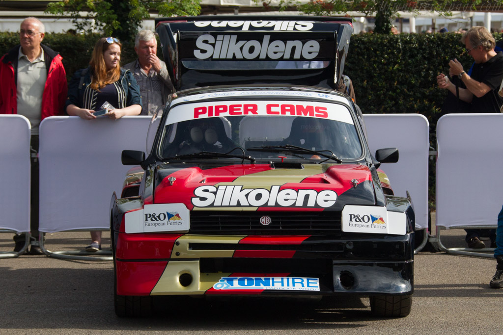 MG Metro 6R4  - Driver: Adam Keeler  - 2017 Goodwood Festival of Speed