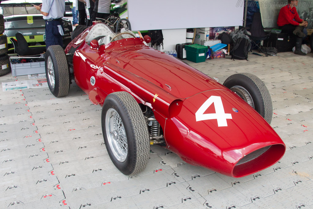 Maserati 250F - Chassis: 2527 - Entrant / Driver Jeffrey O'Neill  - 2017 Goodwood Festival of Speed
