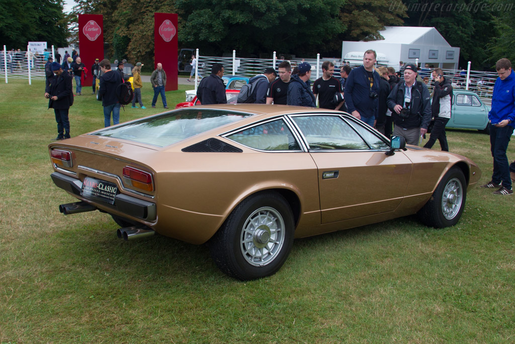 Maserati Khamsin  - Entrant: Manfred Rotschne  - 2017 Goodwood Festival of Speed
