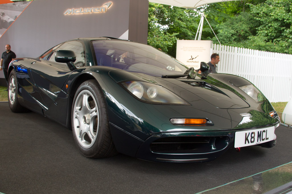 McLaren F1 - Chassis: XP5   - 2017 Goodwood Festival of Speed