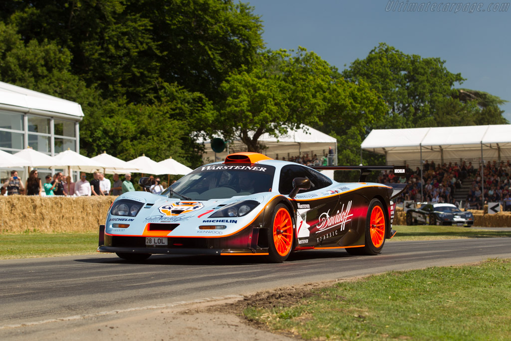 McLaren F1 GTR - Chassis: 28R - Entrant / Driver Lionel Robert  - 2017 Goodwood Festival of Speed