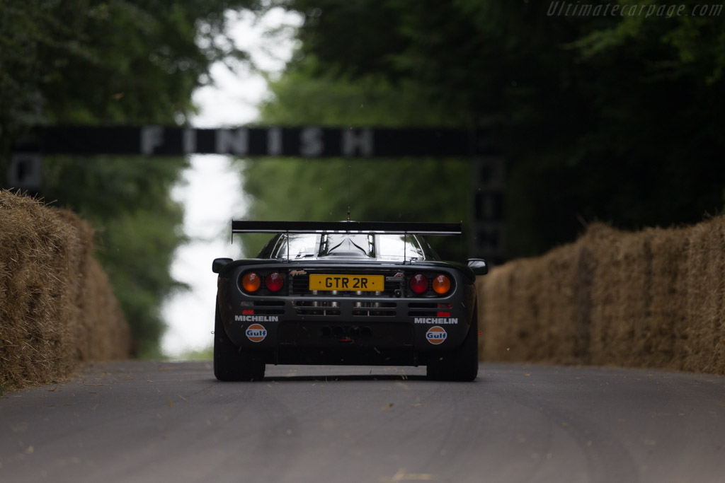 McLaren F1 GTR - Chassis: 02R - Entrant: Lanzante - Driver: Dean Lanzante  - 2017 Goodwood Festival of Speed