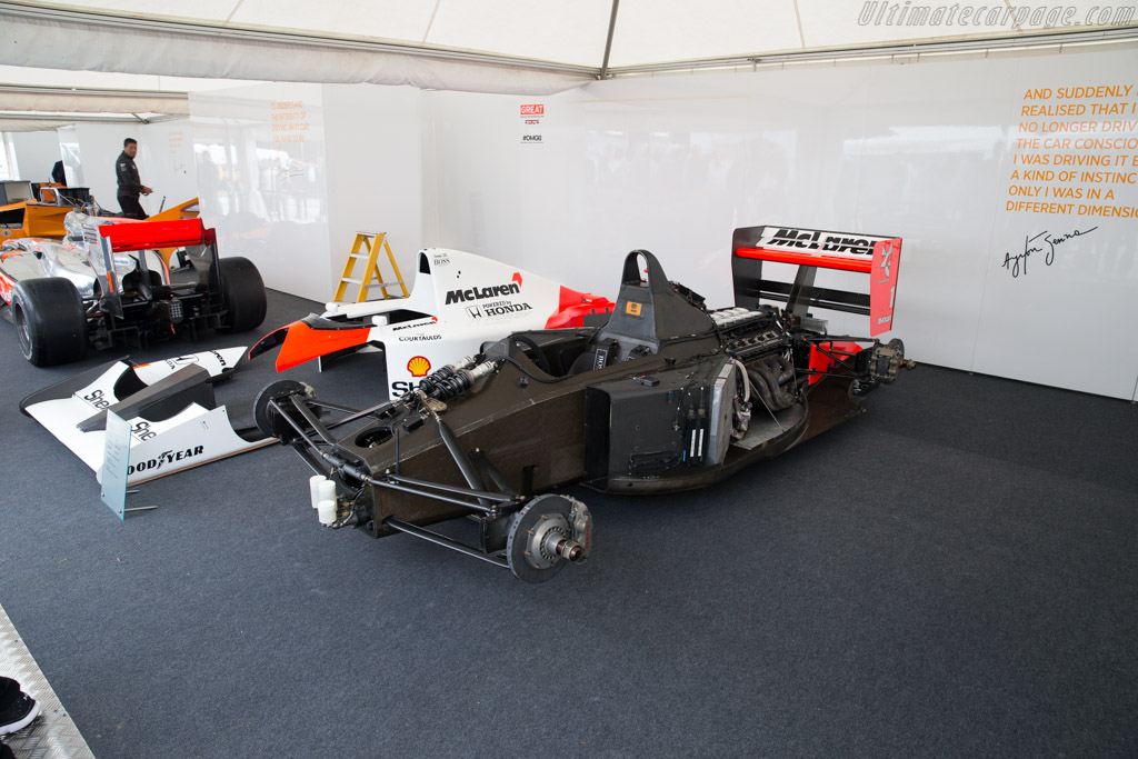 Festival Of Speed >> McLaren MP4/6 Honda - Chassis: MP4/6-10 - Entrant: McLaren Racing - 2017 Goodwood Festival of Speed