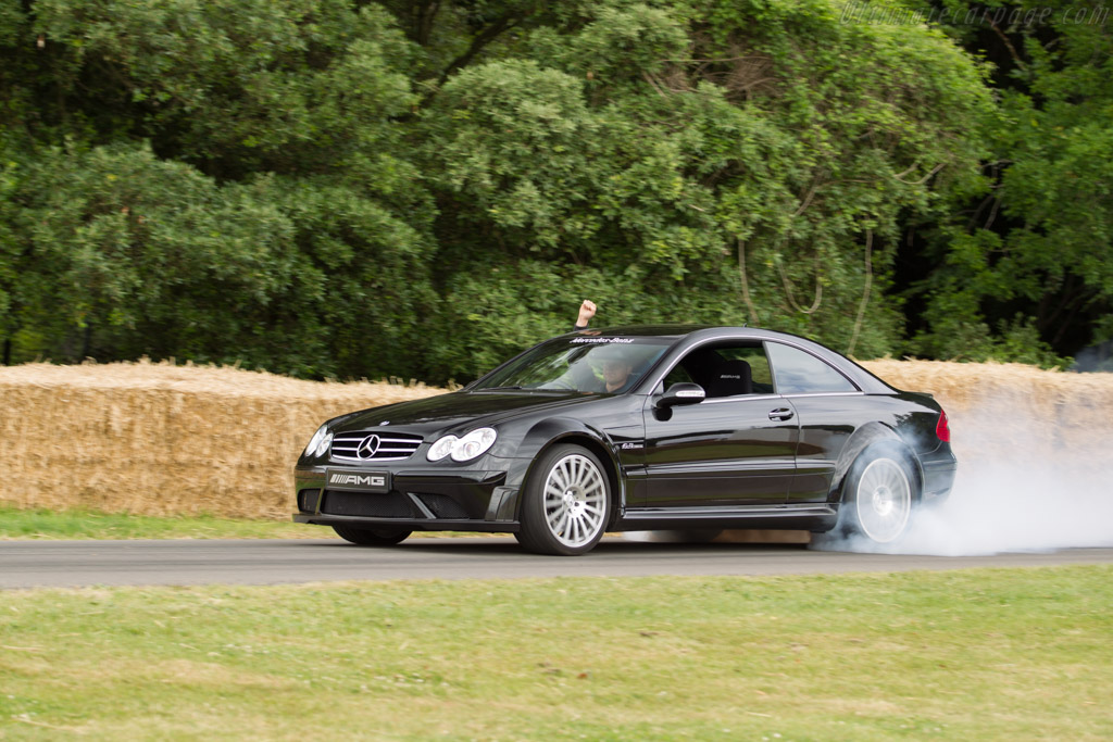 Mercedes benz clk 63 amg 2017 goodwood festival of speed for Mercedes benz clk 63 amg