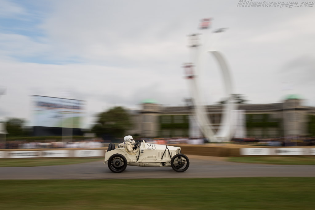 Mercedes Grand Prix - Chassis: 15364 - Entrant / Driver George Wingard  - 2017 Goodwood Festival of Speed