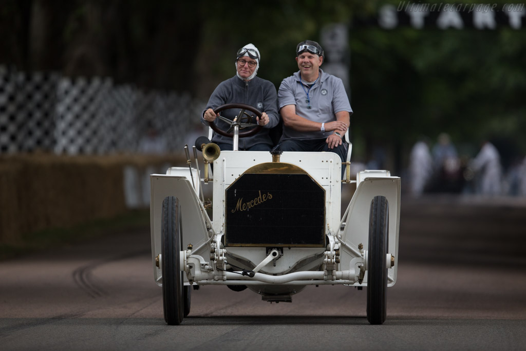 Mercedes Simplex 40HP - Chassis: 802 - Entrant: Mercedes Benz Classic  - 2017 Goodwood Festival of Speed