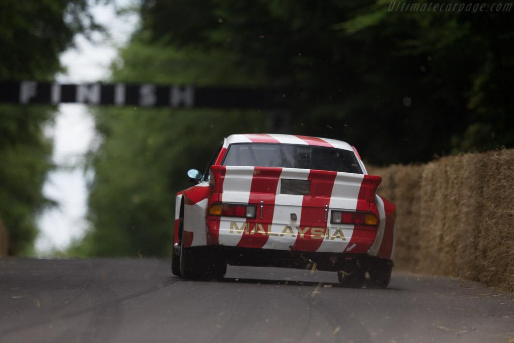 Opel Manta 400 Stars and Stripes  - Driver: Jack Tetley  - 2017 Goodwood Festival of Speed