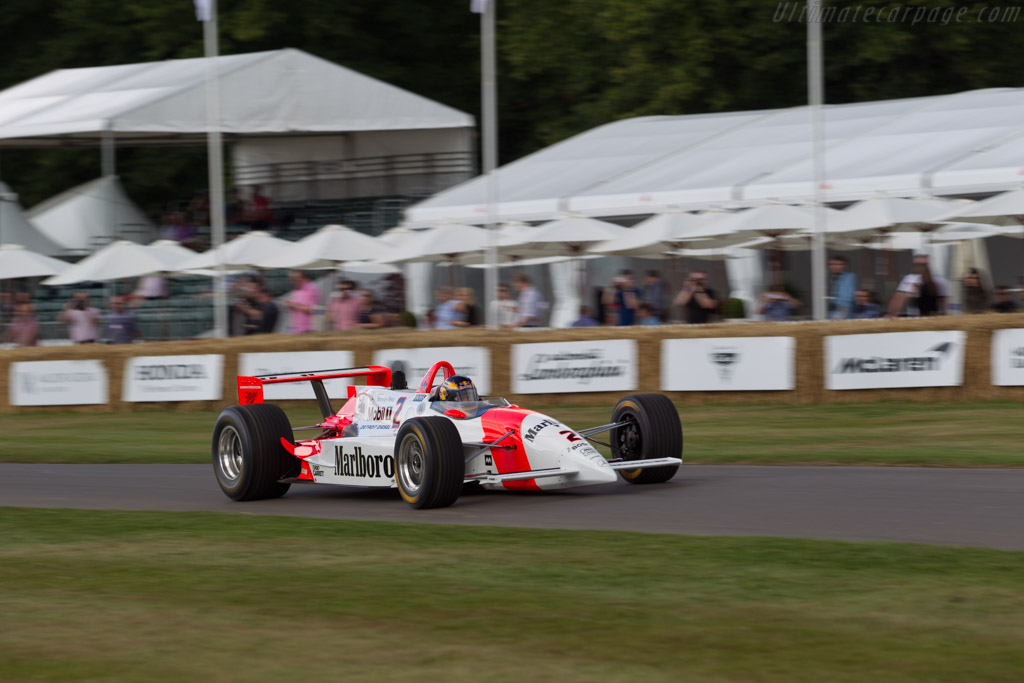 Penske PC23 Mercedes - Chassis: PC23/003 - Entrant: Mercedes Benz Classic  - 2017 Goodwood Festival of Speed