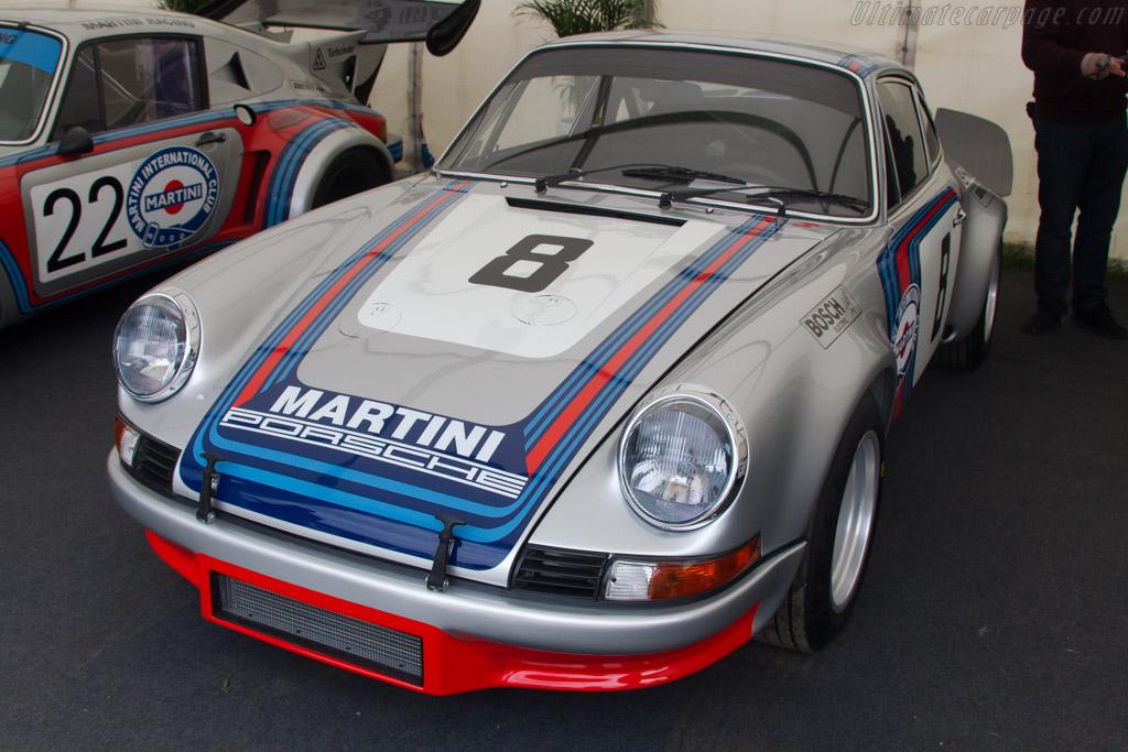 Porsche 911 RSR - Chassis: 911 360 0588 - Entrant: Carlos Monteverde  - 2017 Goodwood Festival of Speed