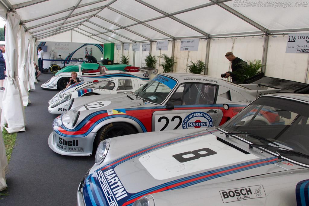 Porsche 911 RSR Turbo - Chassis: 911 460 9102 - Entrant: Carlos Monteverde  - 2017 Goodwood Festival of Speed