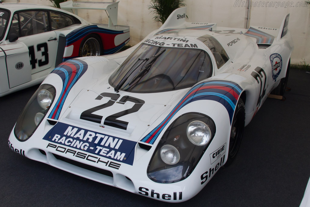 Porsche 917 K - Chassis: 917-053 - Entrant: Porsche Museum  - 2017 Goodwood Festival of Speed