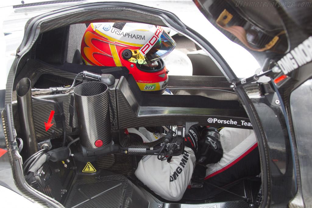 Porsche 919 Hybrid  - Entrant: Porsche Museum - Driver: Timo Bernhard  - 2017 Goodwood Festival of Speed