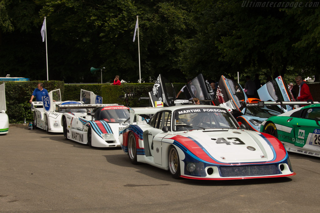 Porsche 935/78 - Chassis: 935-006 - Entrant: Porsche Museum  - 2017 Goodwood Festival of Speed