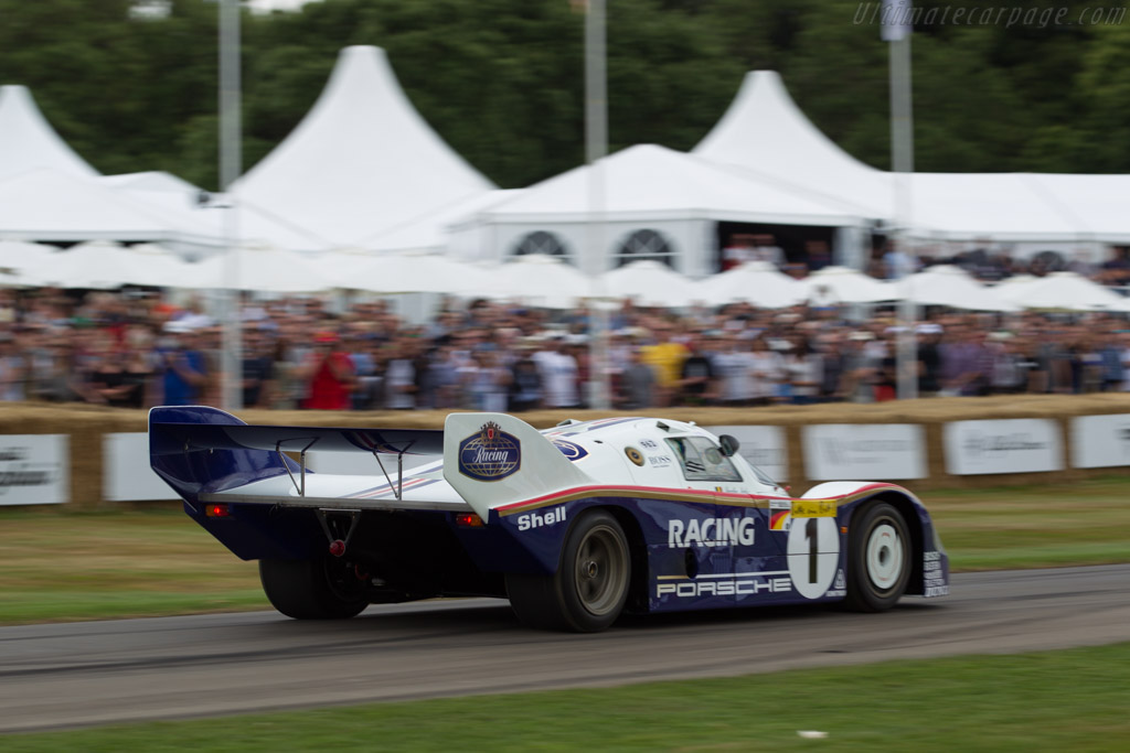 Porsche 956 - Chassis: 956-005   - 2017 Goodwood Festival of Speed