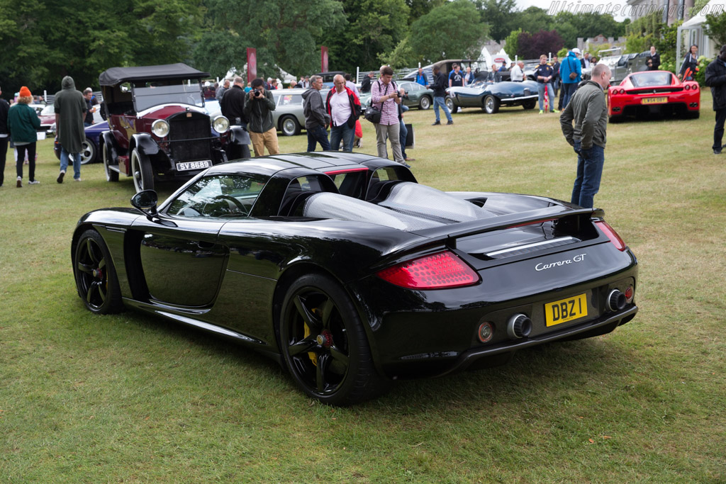 Porsche Carrera GT - Chassis: 147 - Entrant: Matthew Le Breton  - 2017 Goodwood Festival of Speed