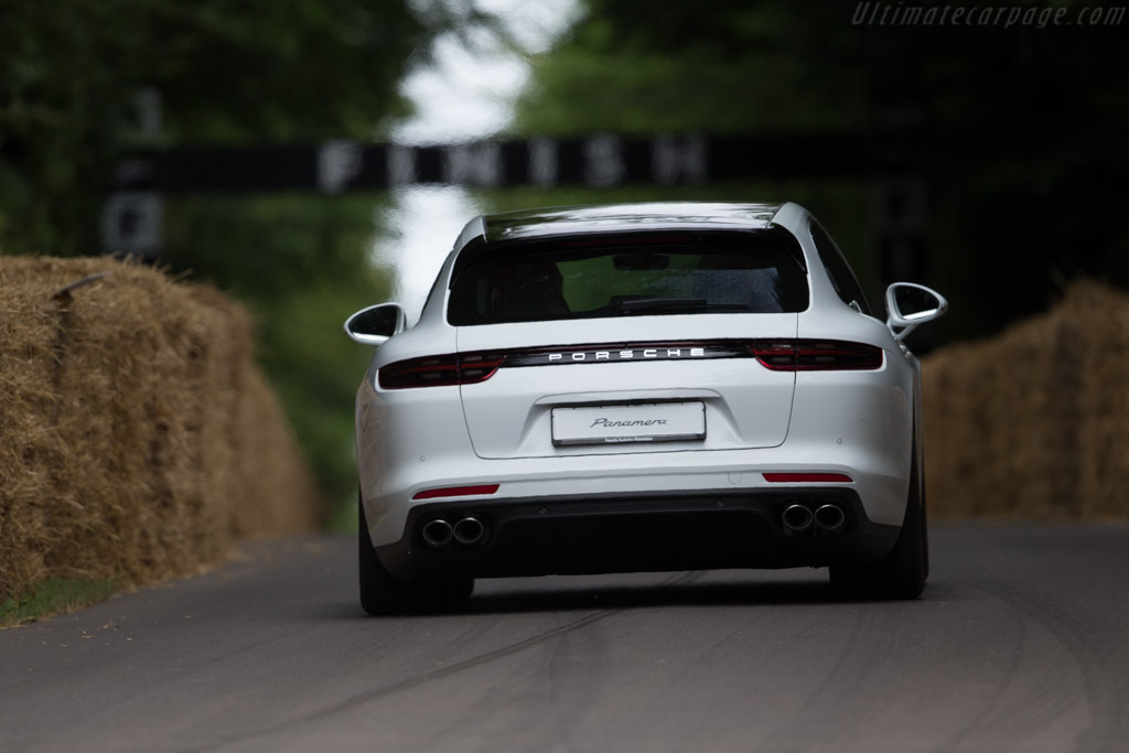 Porsche Panamera Turbo Sport Turismo    - 2017 Goodwood Festival of Speed