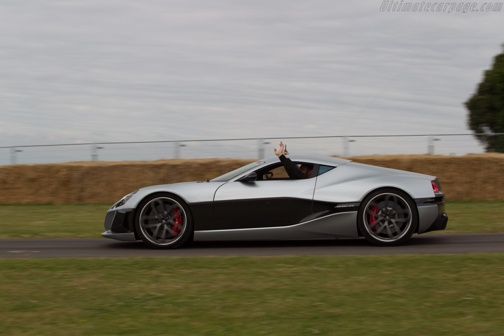 Rimac Concept One    - 2017 Goodwood Festival of Speed