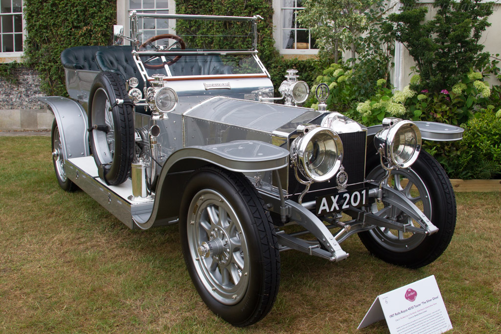 Rolls-Royce 40/50 Tourer Silver Ghost - Chassis: 551 - Entrant: Bentley Motors  - 2017 Goodwood Festival of Speed