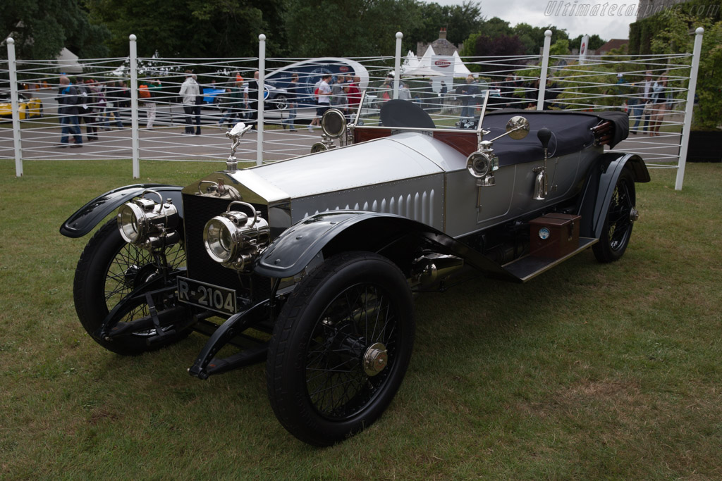 Rolls-Royce Silver Ghost Barker Torpedo  - Entrant: Lukas Hüni  - 2017 Goodwood Festival of Speed