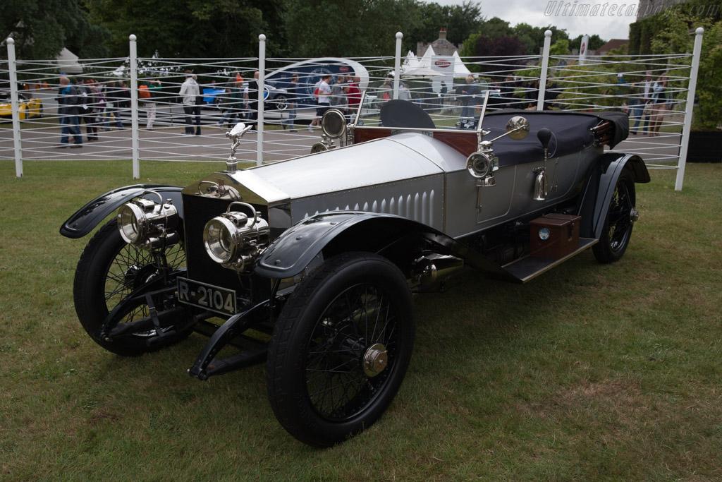 Rolls-Royce Silver Ghost Barker Torpedo  - Entrant: Lukas Hüni  - 2017 Goodwood Festival of Speed