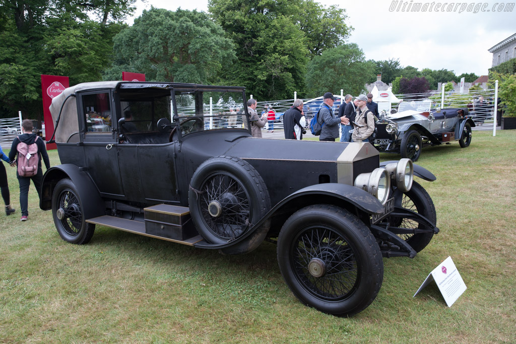 Rolls-Royce Silver Ghost Brewster Landaulet  - Entrant: Richard Munton  - 2017 Goodwood Festival of Speed