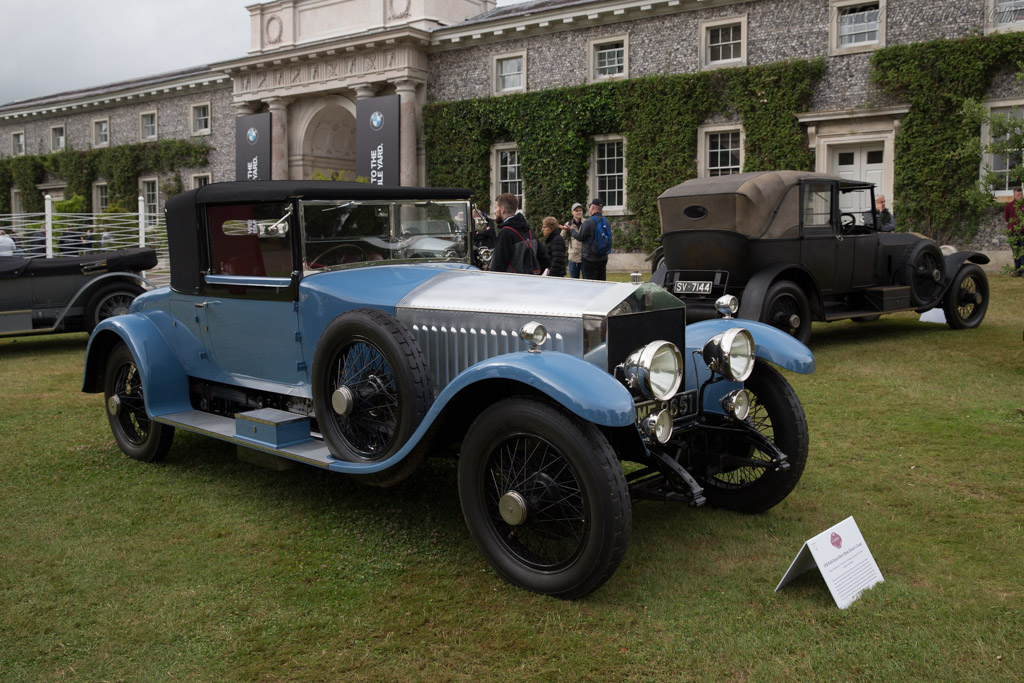 Rolls-Royce Silver Ghost Doctor's Coupe  - Entrant: Tim Forest  - 2017 Goodwood Festival of Speed