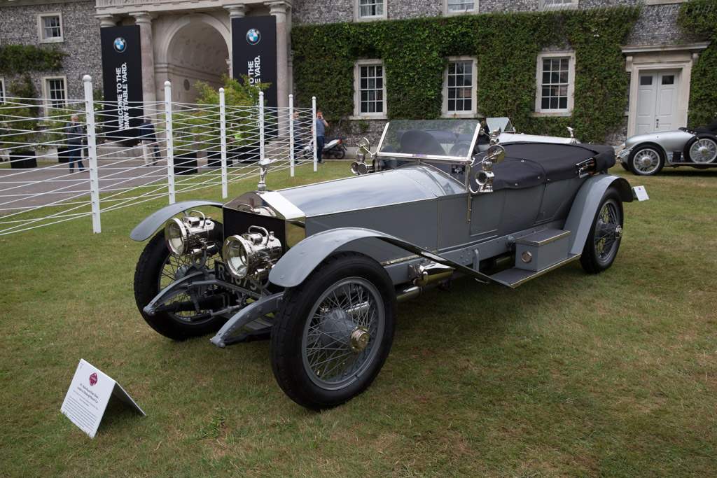 Rolls-Royce Silver Ghost London to Edinburgh Record Car  - Entrant: Philippe Cornet  - 2017 Goodwood Festival of Speed