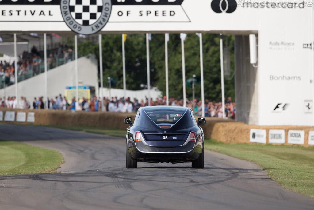 Rolls-Royce Sweptail   - 2017 Goodwood Festival of Speed
