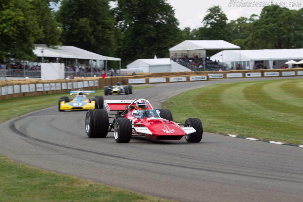 Surtees TS7 - Chassis: TS7-01 - Entrant: Team Surtees Ltd  - 2017 Goodwood Festival of Speed