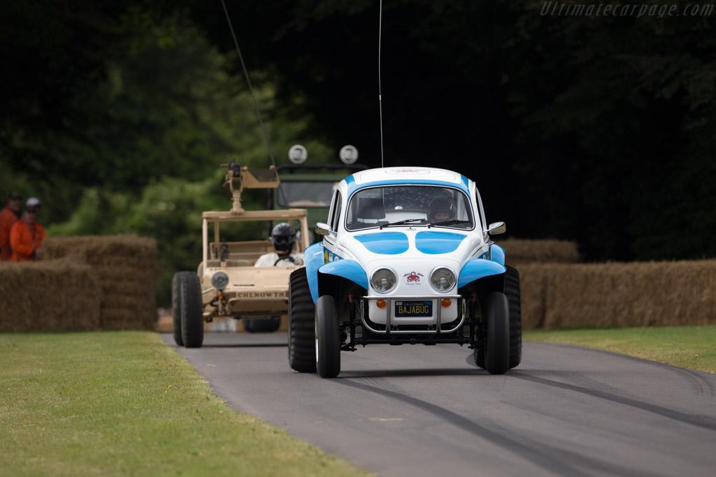 Tamiya Sand Scorcher  - Entrant: Olivier Ellerbrock - Driver: Daniela Ellerbrock/Dean Lanzante/Charlotte White  - 2017 Goodwood Festival of Speed