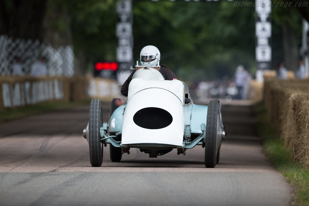 Thomas Babs Special  - Entrant / Driver Geraint Owen  - 2017 Goodwood Festival of Speed